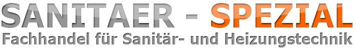 Sanitaer-Spezial - Fachhandel für Sanitärbedarf und Heizungstechnik-Logo