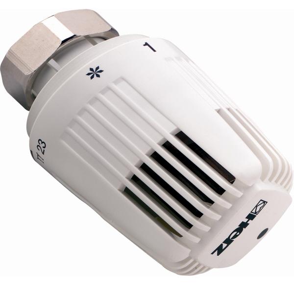 Thermostatkopf mit nullstellung